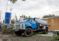 Автомобиль КО-503В на шасси автомобиля ГАЗ-53-12 #ВН 4611 АЕ. Одесская область, Затока, Лазурная улица