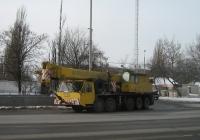 Кран на спецшасси Liebherr LT-1055 #032-82 КА. Киев, Харьковское шоссе