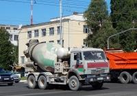 Бетоносмеситель Tigarbo на шасси КамАЗ-53229 #Е 420 МН 31. Белгород, Студенческая улица