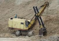 Экскаватор ЭО-5111Б с оборудованием прямой лопаты. Украина, Киевская область