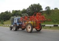 Трактор МТЗ-82* #07563 СА с опрыскивателем Douven 3400L. Украина, Киевская область