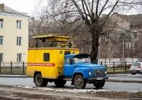 Автоподъёмник АТ-70 #7354 КИП. Киев, улица Ивана Сергиенко