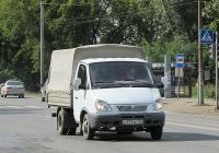 """Автомобиль ГАЗ-3302 """"Газель"""" #С 375 НТ 54. Новосибирск, улица Одоевского"""