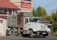 Мусоровоз КО-424 на шасси ЗиЛ-433362 #С 361 ЕМ 31. Белгородская область, г. Валуйки, Коммунистическая улица