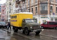 Аварийная на шасси ГАЗ-52-01 #7973 КИМ. Киев, Константиновская улица