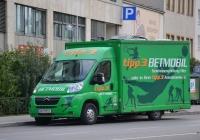 Фургон на шасси Citroen Jumper #W TIPP 3. Австрия, Вена