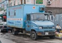 Флюоромобиль КРФ-111 на шасси ЗиЛ-5301ЕО  #A 979 EU. Алматы, улица Туркебаева