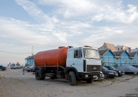 Вакуумная машина на шасси МАЗ-5337  #ВН 6710 ЕО. Одесская область, Затока, улица Южанка