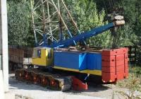 Кран КС-9161. Украина, Днепропетровск