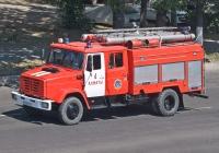 Пожарная автоцистерна АЦ-3,2-40(433104)-8ВР на шасси ЗиЛ-433104 #A 560 FO. Алматы, проспект Рыскулова