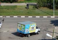 """Изотермический фургон на шасси ГАЗ-3310 """"Валдай"""" #Н 448 СС 31. Белгородская область, г. Алексеевка, Республиканская улица"""