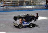 Ледозаливочная машина Zamboni 552. Израиль, Эйлат, ICE MALL