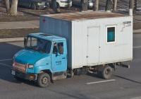 Подвижный флюоорографический кабинет на шасси ЗиЛ-5301ЕО  #A 554 DD. Алматы, проспект Рыскулова