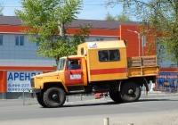 Автомобиль аварийной службы на базе ГАЗ-33081. Орловская область, Мценск