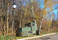 Автопогрузчик 4045М. Москва, Литовский бульвар (территория ЦКБ РАН)