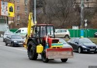 Экскаватор-бульдозер ЭО-2103. Киев, Голосеевская площадь