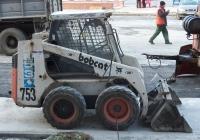Погрузчик Bobcat 753. Крым, Симферополь