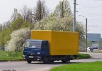 Фургон на шасси MAN LE 8.180 #АС 3072 ВН. Украина, г. Луцк, Львовская улица