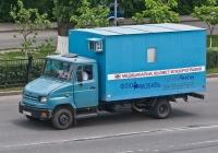 Флюоромобиль КРФ-111 на шасси ЗиЛ-5301ЕО #A 187 EY. Алматы, улица Саина