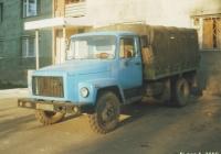 Автомобиль ГАЗ-33073. Россия, Тверская область, Удомля, проспект Курчатова