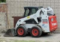 Погрузчик Bobcat S175 #10989 ВТ. Украина, Херсонская область, Херсон