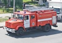 Пожарная автоцистерна АЦ-3,2-40(433104)-8ВР на шасси ЗиЛ-433104 #A 790 FX. Алматы, проспект Рыскулова