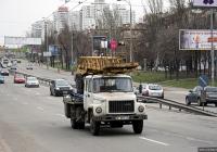 Автоподъёмник АП-18-10 на шасси ГАЗ-3309  #АІ 8976 СВ. Киев, бульвар Дружбы Народов