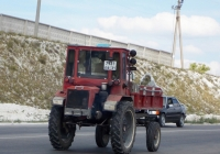 Самоходное шасси Т-16МГ  #7931 ЕВ 31. Белгородская область, г. Алексеевка, улица Чапаева