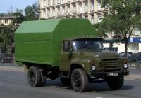Фургон ГЗСА-3706, установленный на шасси ЗиЛ-431412 #0119 ЕЕ 43. Санкт-Петербург, Ленинский проспект