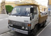 Самосвал Toyota Dyna, #CBE 136. Мальта, остров Гозо