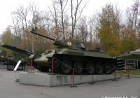 Танк Т-34-76 №112. Москва, парк Победы