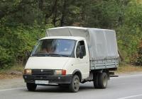 """Автомобиль ГАЗ-33021 """"Газель"""" #У 893 ОТ 54. Новосибирск, Баганская улица"""