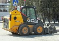 Погрузчик JCB Robot 1110 HF с дорожной фрезой. Крым, Симферополь