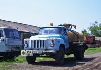 Автомобиль-цистерна 806 (АЦ-4.2-53А) на шасси ГАЗ-53-12 #9850 БЕМ. Белгородская область, г. Алексеевка, Опытная станция