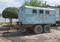 Мобильный медицинский пункт в кузове КМ131. Алматы, проспект Алтынсарина