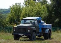 Дезинфекционная установка ДУК-1 на шасси ГАЗ-53-12 #8441 БЕО. Белгородская область, Ровеньский орйон, с. Ерёмовка