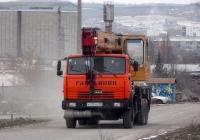 "Автокран КС-55713-1 ""Галичанин"" на шасси КамАЗ-65115 #Р 172 ТК 31. Белгородская область, г. Алексеевка, Южный переулок"