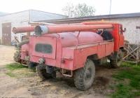 Пожарная автоцистерна АЦ-30(66)-146 на шасси ГАЗ-66* #32-49 КАК . Россия, Тверская область, Удомля, улица Моисеева