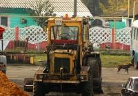Автогрейдер ДЗ-122 #6038 ОУ 57. Орловская область, п. Долгое