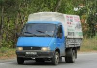 """Автомобиль ГАЗ-33021 """"Газель"""" #А 143 МЕ 154. Новосибирск, Баганская улица"""