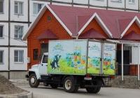 Рефрижератор на шасси ГАЗ-3309 #М 642 МТ 31. Белгородская область, г. Алексеевка, улица Тимирязева
