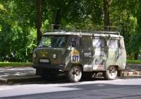 Микроавтобус на базе УАЗ-452 #EUE-298. Венгрия, Будапешт
