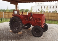 Трактор ДТ-20. Татарстан, Болгар, Музей хлеба