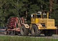 Трактор К-701Р с дисковой бороной БДМ-5х4 ПК . Московская область, Рузский район