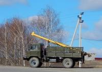 Бурильная машина БМ-302 на шасси ГАЗ-66-11 #Р 307 ЕО 31. Белгородская область. г. Алексеевка