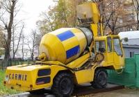 Бетоносмеситель с самозагрузкой Carmix 2.5 TT #7872 АУ 77. Москва, Новодевичий проезд