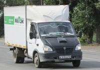 """Изотермический фургон 172462 на шасси ГАЗ-3302-288 """"Газель"""" #В 103 КВ 154. Новосибирск, улица Одоевского"""