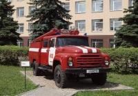 Автоцистерна АЦ-40(130)-63Б на шасси ЗиЛ-431412. Иваново, проспект Строителей