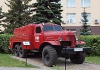 Пожарная насосная станция ПНС-100(157)-66 на шасси ЗиЛ-157КЕ. Иваново, проспект Строителей