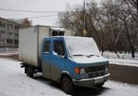 Фургон на шасси Mercedes-Benz T1 #Т 121 ВВ 50 . Москва, улица Клары Цеткин